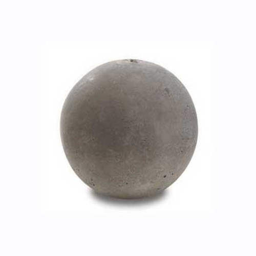 "Large 5"" sphere for added decoration within a firepit"