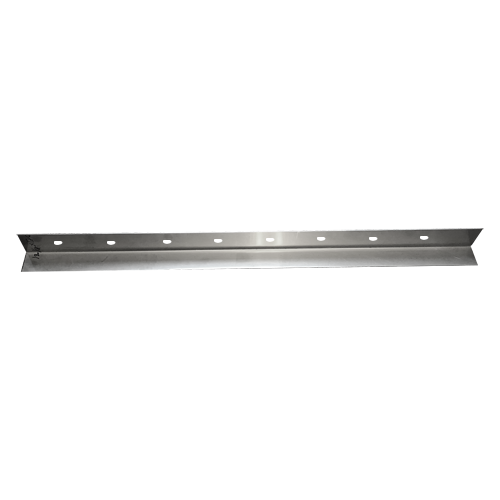 Angle installation collar for fire pits