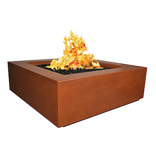 "42""  Camden Fire Pit Square table"