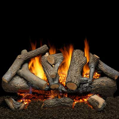 Charred mountain stack fire pit logs - Mountain Stack Fire Pit Logs Flame Creation