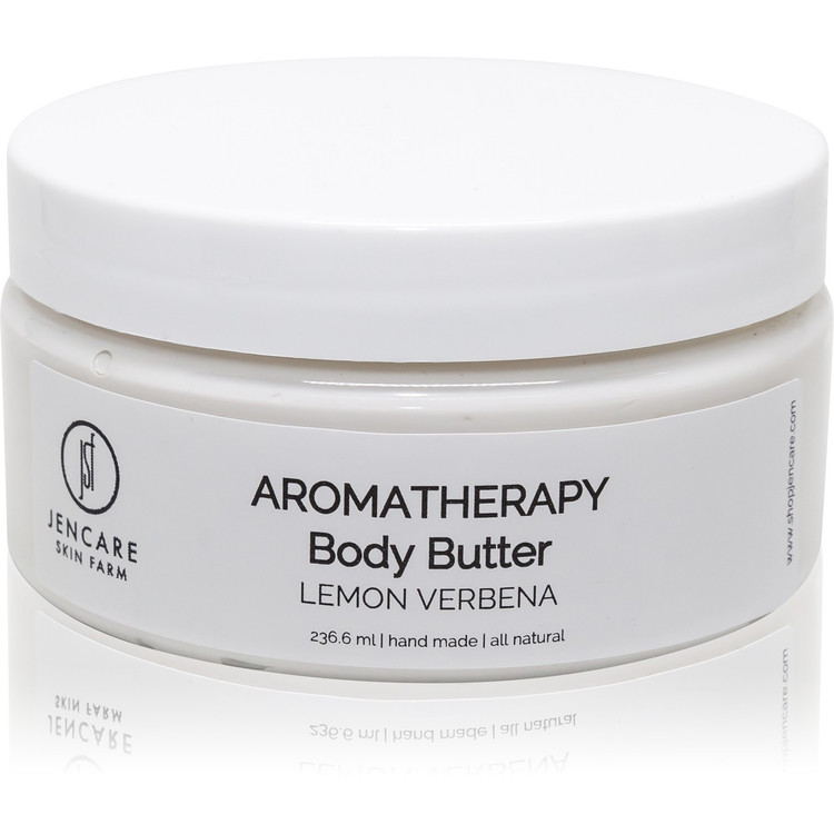 Aromatherapy Body Butter - Lemon Verbena