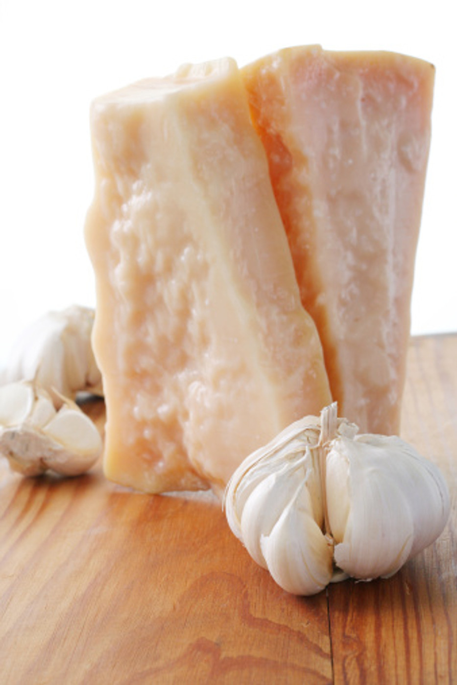 Parmesan and Garlic Olive Oil