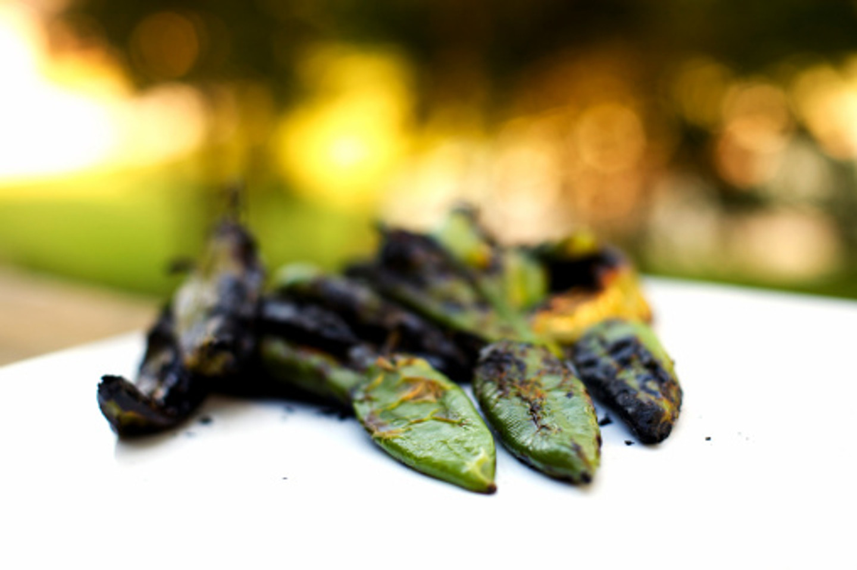 Roasted Chili Olive Oil