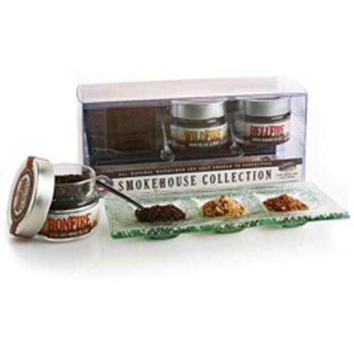 Smokehouse Trio - Smoked Salt Collection
