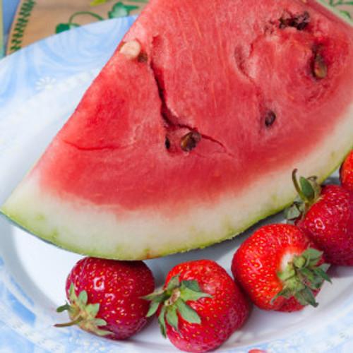 White Watermelon Strawberry Balsamic