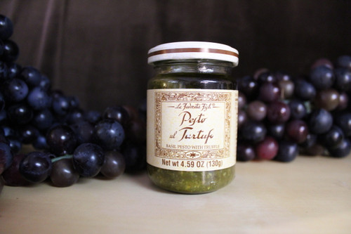 Basil Pesto with Truffle by Favorita