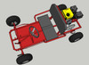 Live Axle Go-Kart Kit