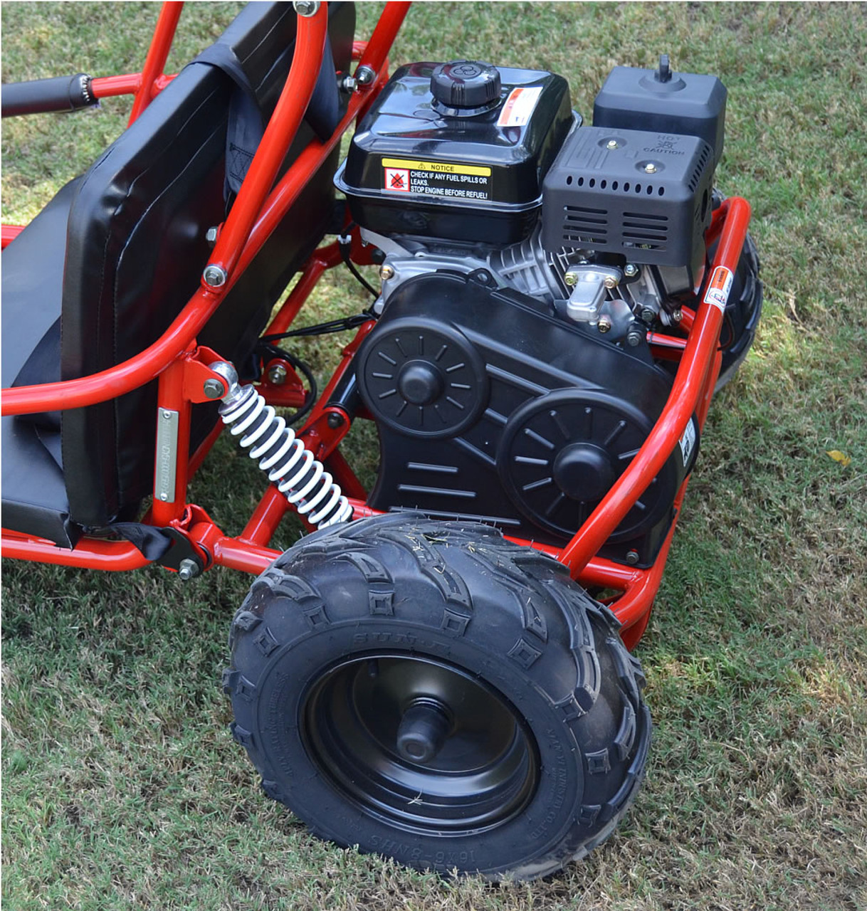 Gopowersports Standard Mid Size Go Kart Kit