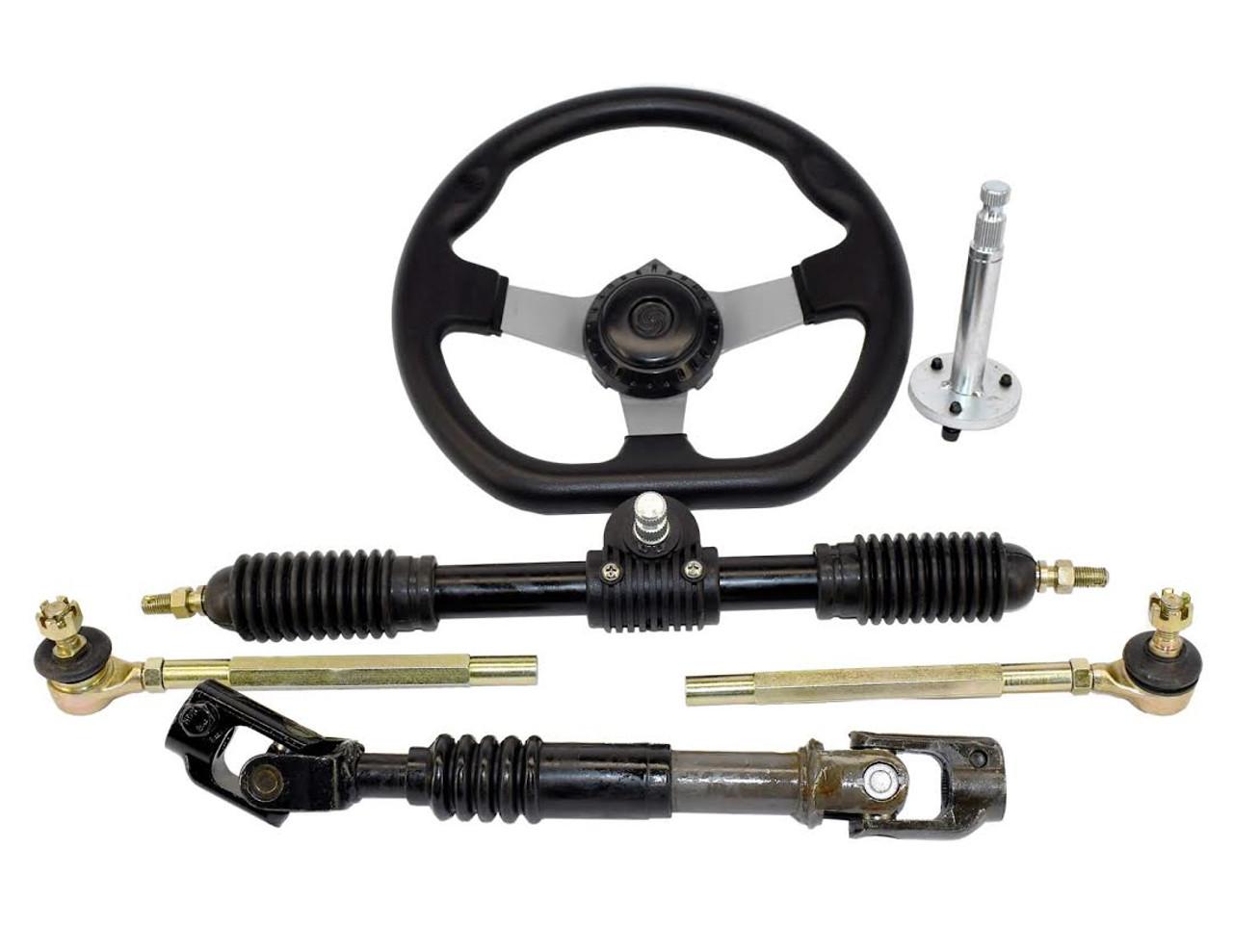 kart steering kit complete gopowersportscom