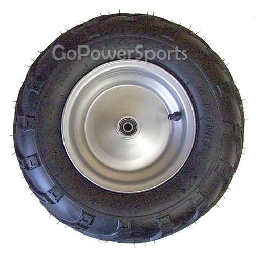Blazer 200R Front Left Wheel Assembly
