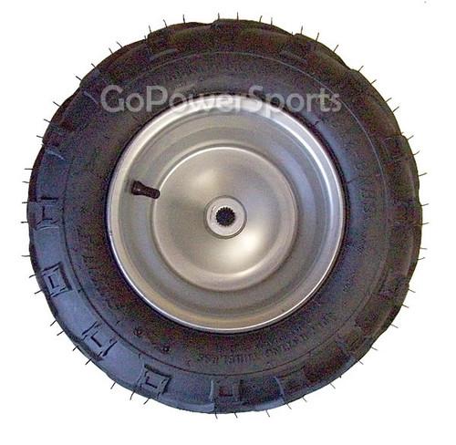 Blazer 200R Rear Wheel Assembly  (Driver Side)