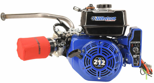 212cc Tillotson Electric Start Performance Stage 1 Racing Engine