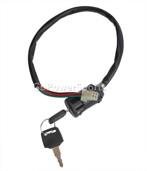 Ignition Key Set 213A (KS-4)