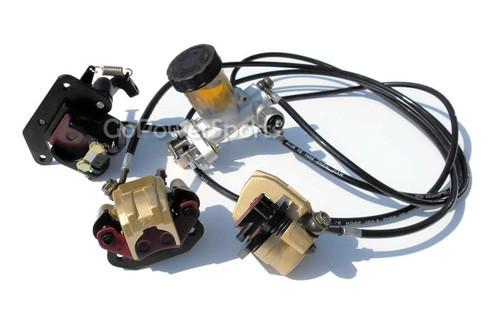 150 cc Brake Kit