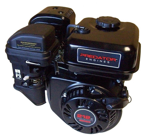 6.5 HP 212cc Predator Engine