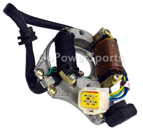 Alternator Superiority Efect Electrical Actuator 110CC (ALT-3)