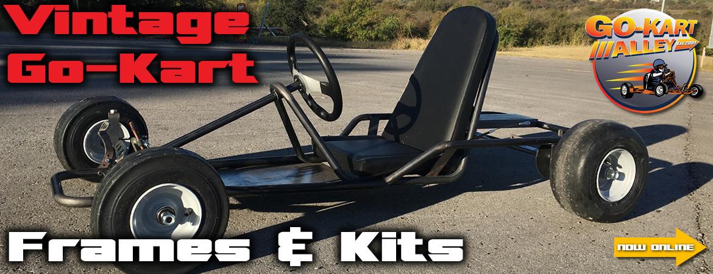 Off Road and Racing Go Kart Parts, Go Kart Kits & Go Kart Plans