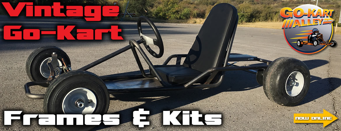 Off Road and Racing Go Kart Parts, Go Kart Kits & Go Kart Plans