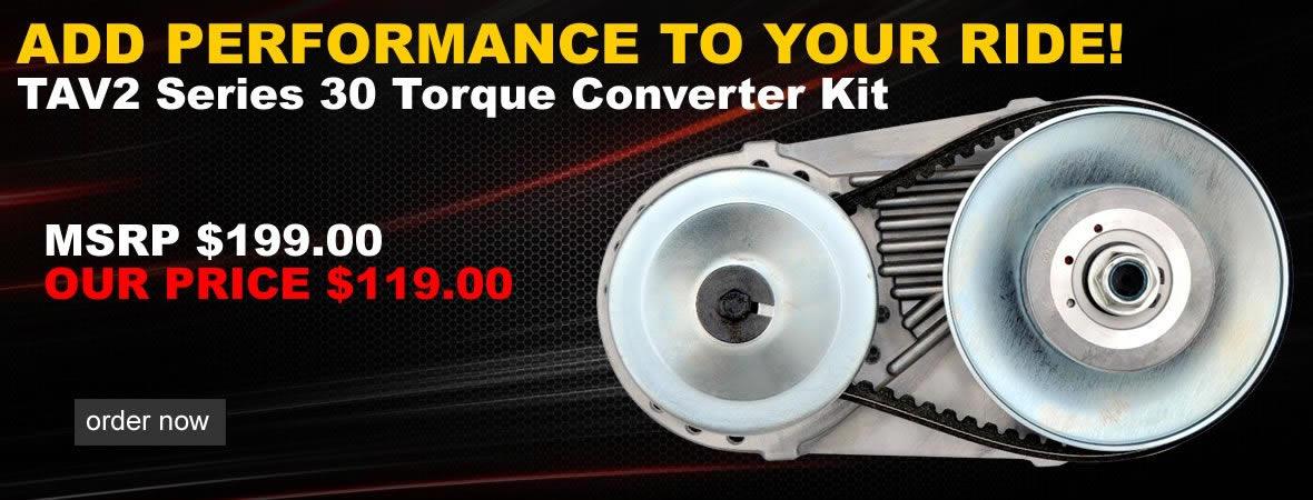 Series 30 Torque Converter Kits