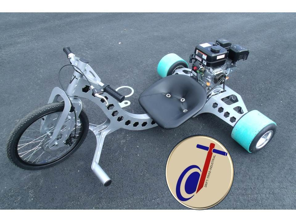 Drifter Trike Axle & Wheel Kit