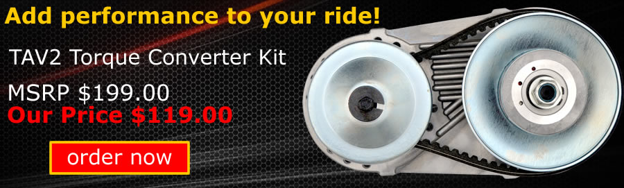 Go Kart Torque Converter Kit | Off Road Go Kart Kit | Go