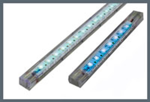 High Output Strip 30 LED 50cm (20in) White - Single Lead