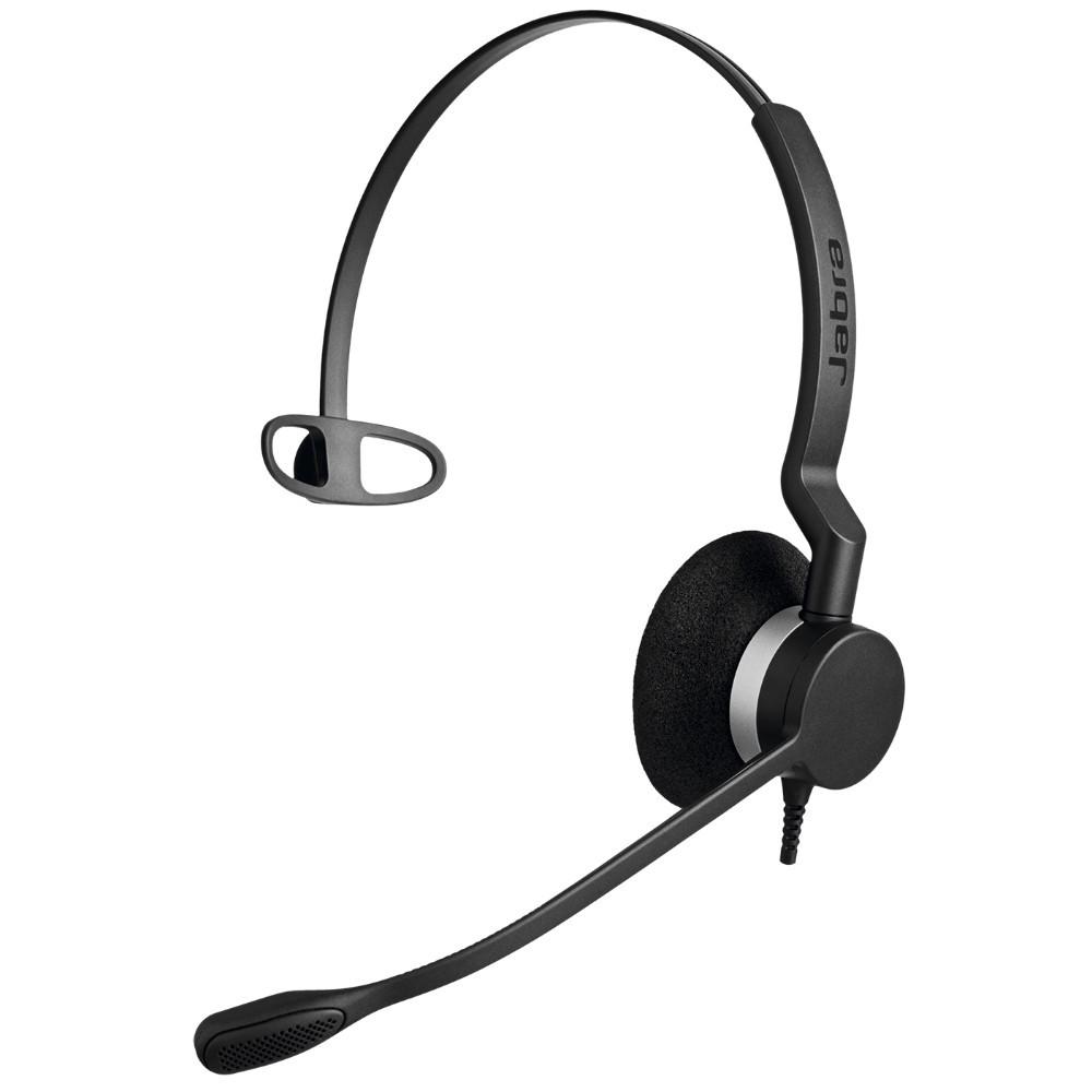 Jabra Biz 2300 MS Mono USB Headset (Black)