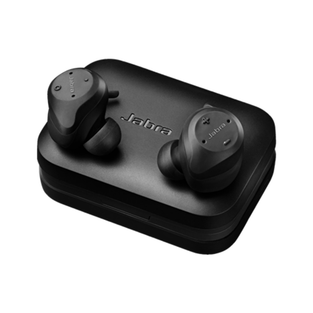 Jabra Elite Sport Wireless Earbuds 2nd Generation (Black)