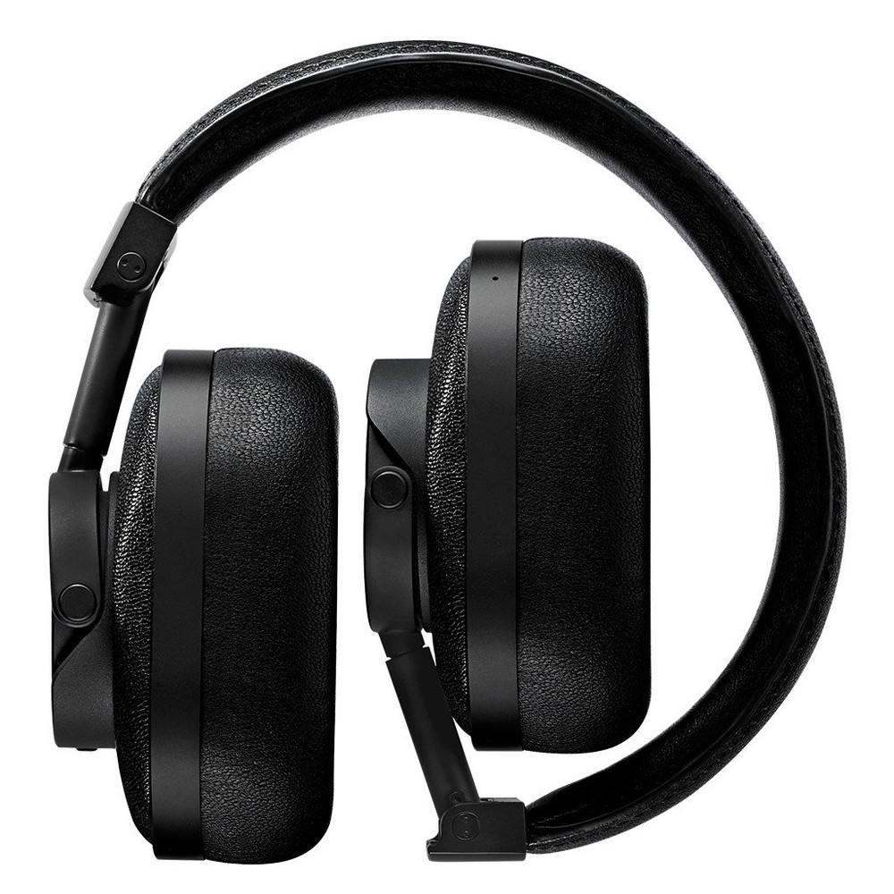 Master & Dynamic MW60 Wireless Over Ear Headphones (Black)