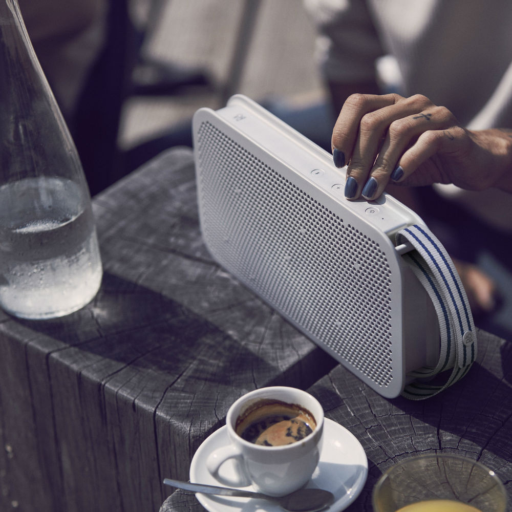 B&O PLAY BeoPlay A2 Active Wireless Speaker (Natural)