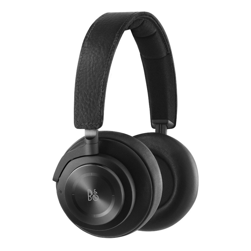 B&O PLAY by Bang & Olufsen BeoPlay H9 Active Noise Cancelling Wireless Headphones (Black)