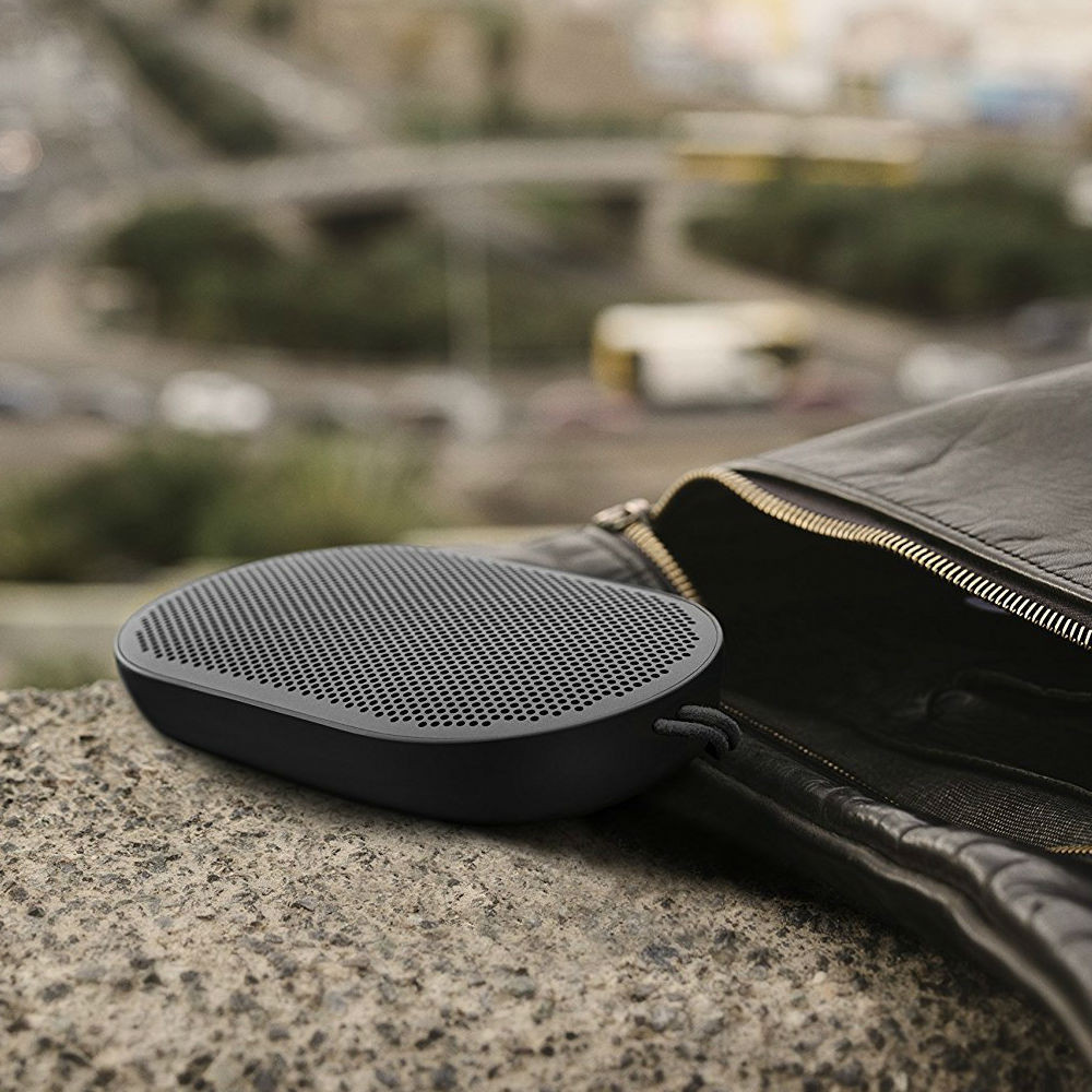 B&O PLAY BeoPlay P2 Bluetooth Speaker (Black)