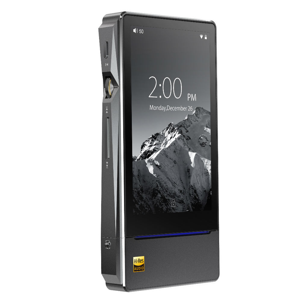 Fiio X7 Mark II Portable High Resolution Digital Music Player (Titanium)