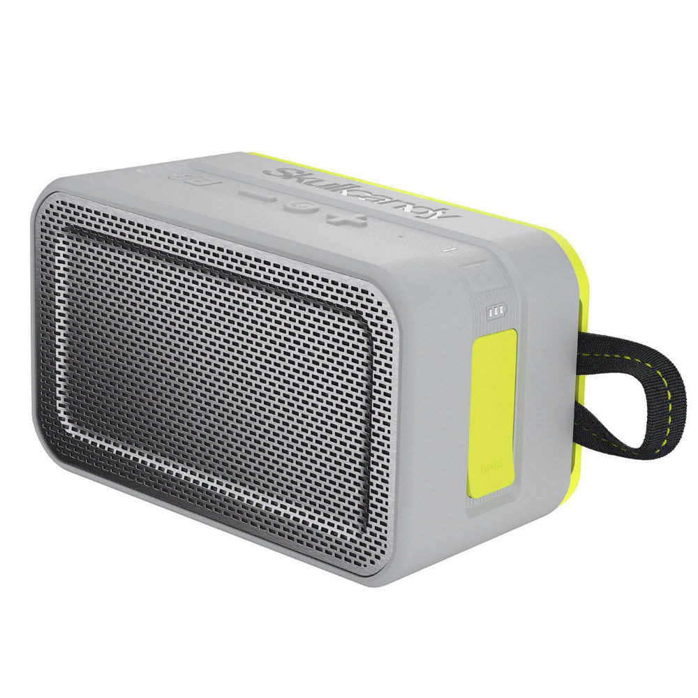 Skullcandy Barricade XL BT Wireless Portable Speaker (Gray)