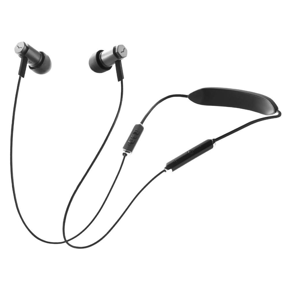 V-MODA Forza Metallo Wireless In-Ear Earphones (Gunmetal Black)