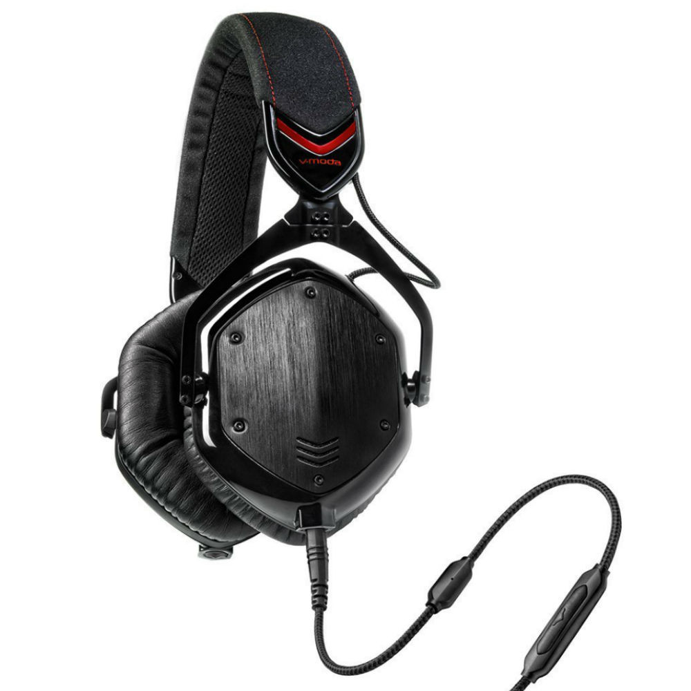 V-MODA Crossfade M-100 Over-Ear Headphones (Shadow)