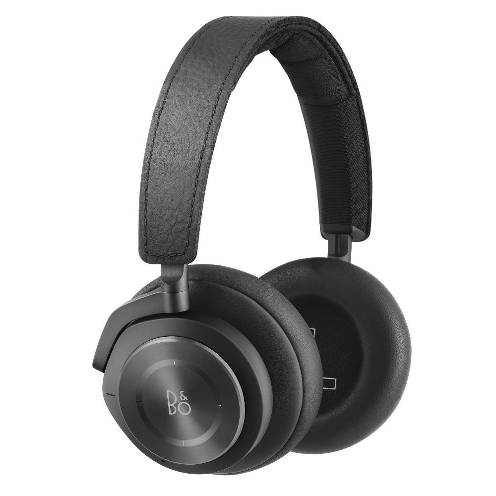 B&O PLAY by Bang & Olufsen BeoPlay H9i Noise Cancelling Wireless Headphones (Black)