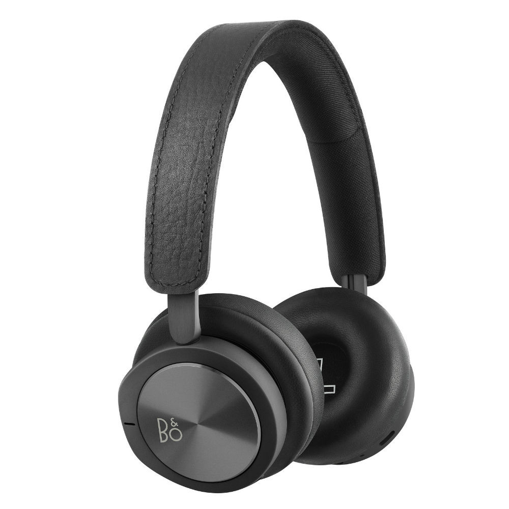 B&O PLAY by Bang & Olufsen BeoPlay H8i Wireless Noise Cancelling Headphones (Black)