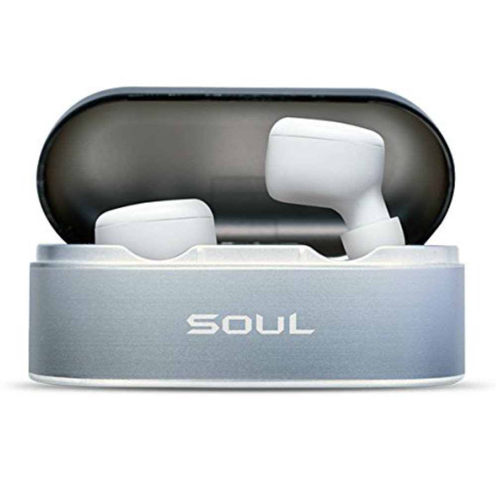 SOUL ST-XS True Wireless Earbuds (White)
