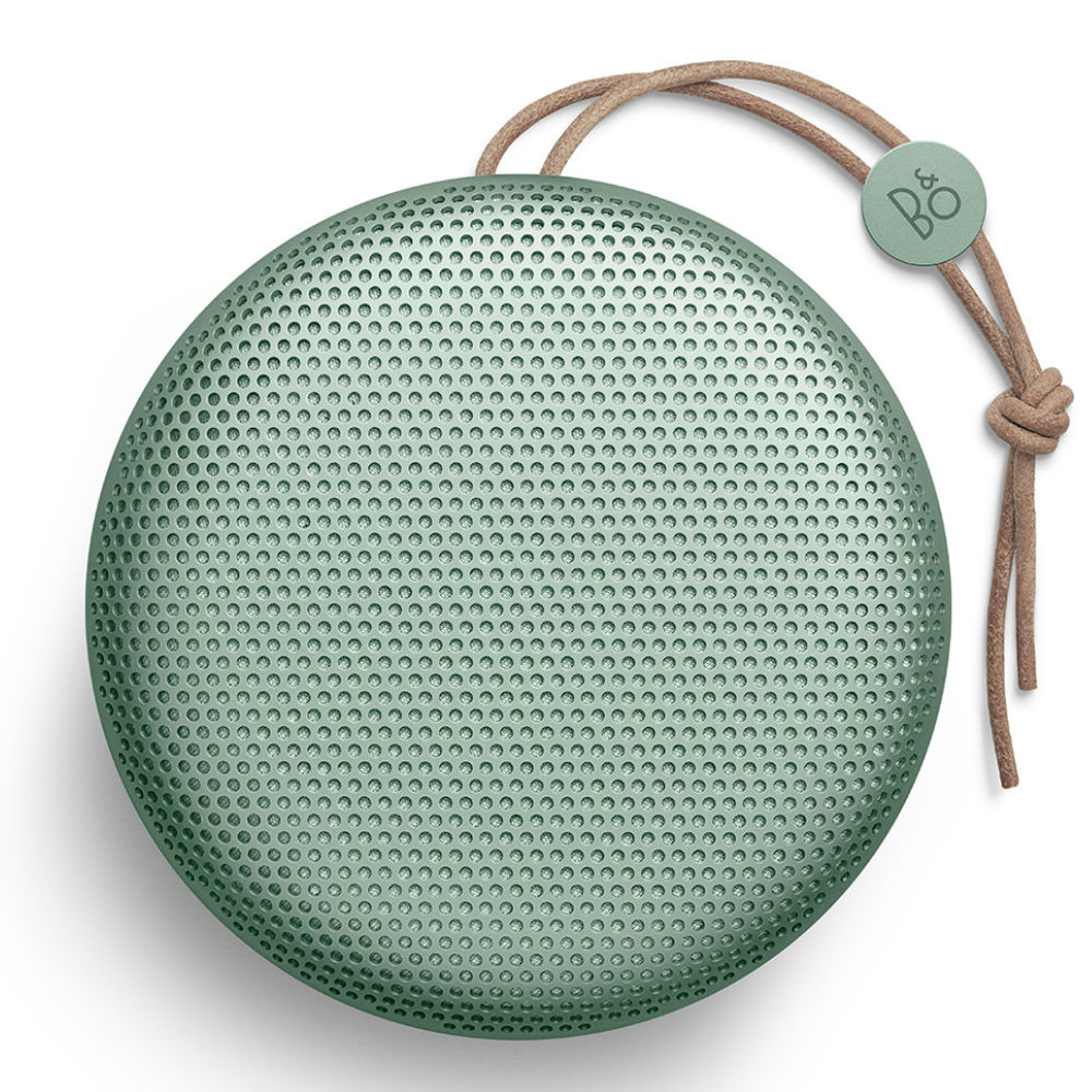 B&O PLAY BeoPlay A1 Portable Bluetooth Speaker (Aloe)