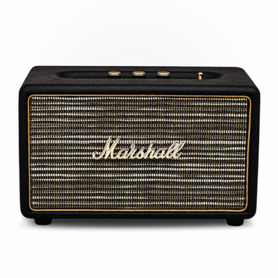 Marshall Acton Bluetooth Speaker (Black)