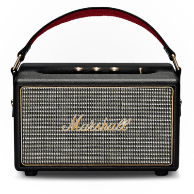 Marshall Kilburn Portable Bluetooth Speaker (Black)