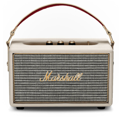 Marshall Kilburn Portable Bluetooth Speaker (Cream)