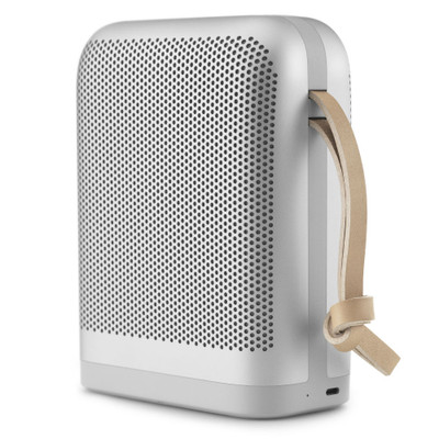 B&O PLAY Beoplay P6 Portable Bluetooth Speaker (Natural)