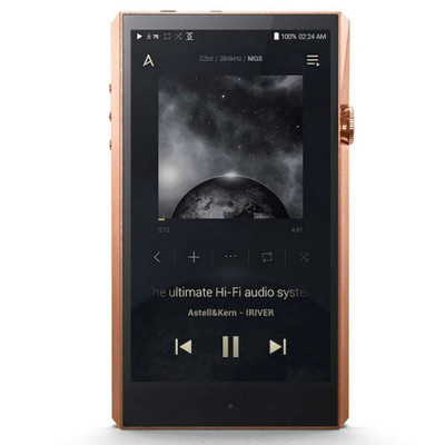 Astell & Kern A&Ultima SP1000 High-Resolution Digital Audio Player (Copper)