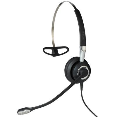 Jabra Biz 2400 II UC Mono Corded Headset, USB, BT