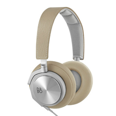 B&O PLAY by Bang & Olufsen BeoPlay H6 Premium Over-Ear Headphones (Natural)