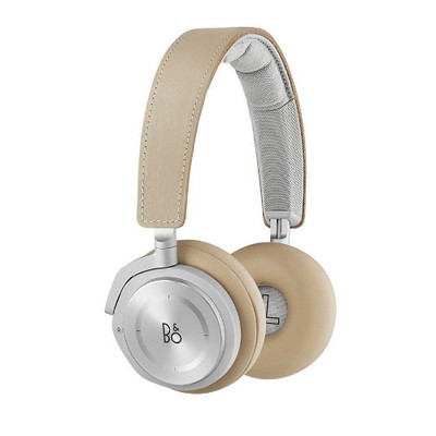 B&O PLAY by Bang & Olufsen BeoPlay H7 Wireless Over Ear Headphones (Natural)