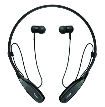 Jabra Halo Fusion Wireless Bluetooth Headset (Black)