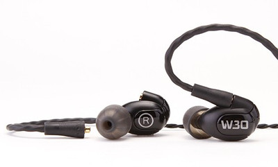 Westone W30 Triple Driver Noise Isolating Earphones
